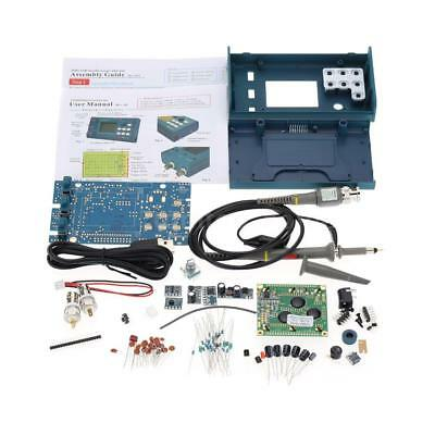 Digital Storage Oscilloscope Diy Kit Bnc Probe Usb Interface Dso 20msas Y8p2