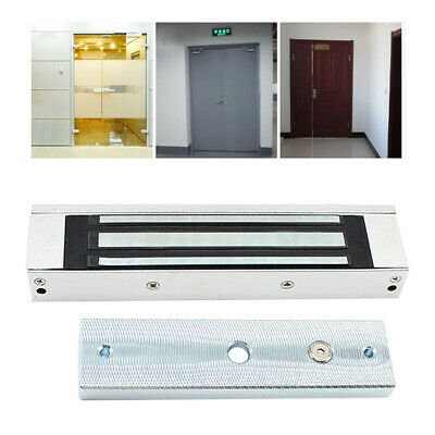 180kg Holding Force Electric Magnetic Lock Door Entry Access Control 12v New