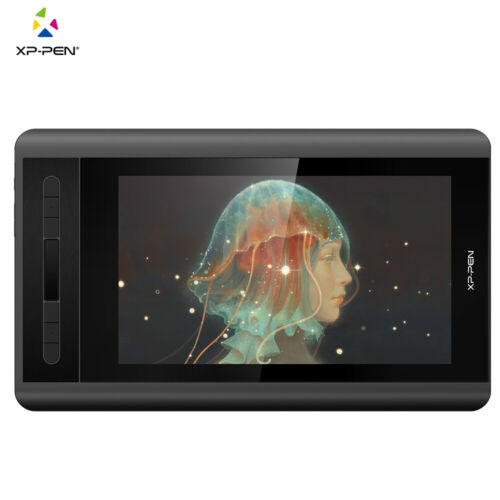 XP-Pen Artist 12 Graphic Drawing Tablet Screen Pen Display+Touch Bar 8192 Levels