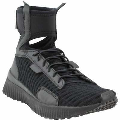 Puma Fenty by Rihanna Trainer Mid Sneakers Casual   Sneakers Black Womens - Size