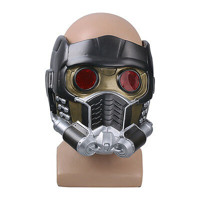 2017 Cosplay Guardians of the Galaxy Vol 2 Helmet Star Lord Helmet Cosplay Mask - Halloween 2 Mask 2017