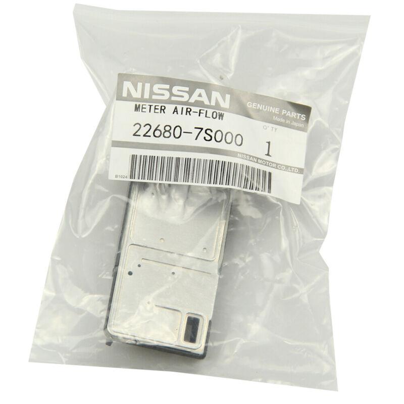 OEM NISSAN MASS AIR FLOW METER SENSOR MAF Factory 22680-7S000 AFH70M-38 AF-NS01
