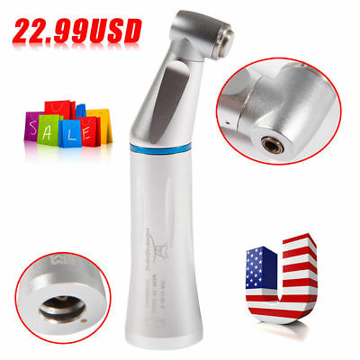 Nsk Style Dental Slow Low Speed Contra Angle Inner Water Spray Push E-type Usa