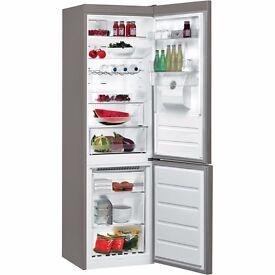 NEW Whirlpool Fridge Freezer WITH ice dispenser - bargain - rrp£599