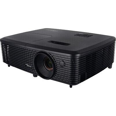 Optoma Full 3D SVGA 3500 Lumen DLP Projector w/ Superior Lamp Life