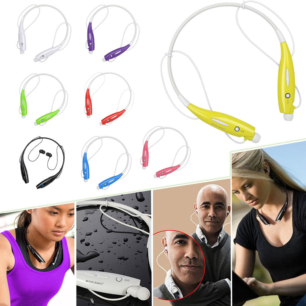 Купить iMounTEK Wireless Sport Headset - Running Sports Bluetooth Headphones Headset Neckband Stereo Earphone Universal
