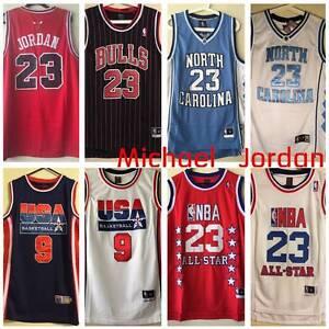NBA JERSEYS - JORDAN, JAMES, SIMMONS, BRYANT, CURRY, MILLS, ETC Clayton South Kingston Area Preview