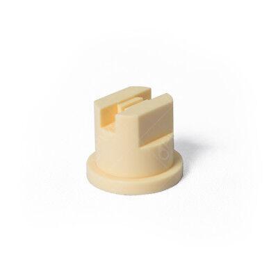 Misting Nozzle Standard Flat Fan Spray Tip 110 Degree 10 Pack Tefen