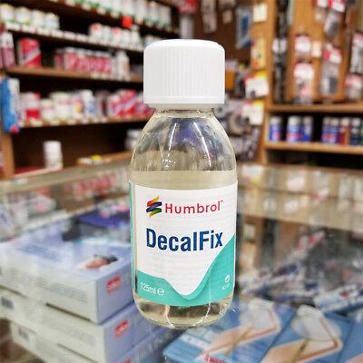 HUMBROL DecalFix - 125ml Bottle AC7432 - FREE SHIPPING