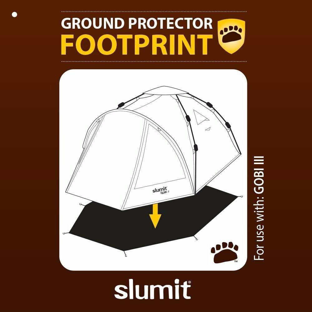Slumit Gobi III 3 Man Footprint Gound Protector Festival C&ing Brand New  sc 1 st  Gumtree & Slumit Gobi III 3 Man Footprint Gound Protector Festival Camping ...