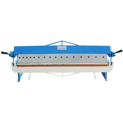 "48"" FINGER Pan Hand Brake Box Bender 16 Gauge"