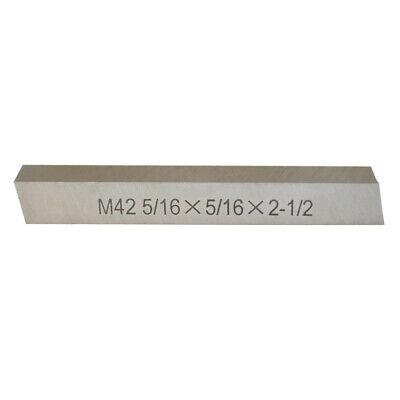 M42 Cobalt Hss Square Rectangle Tool Bits 516 X 516 X 2 12