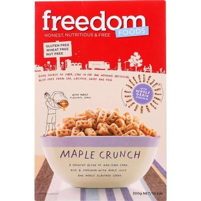 Freedom Foods-Maple Crunch Cereal (5-10.6 oz -