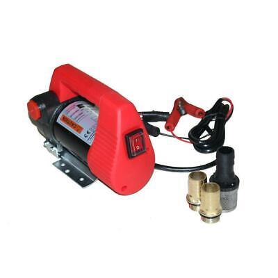 Electric Diesel Oil Bio-diesel Transfer Pump Fuel Kerosene Extractor With Handle