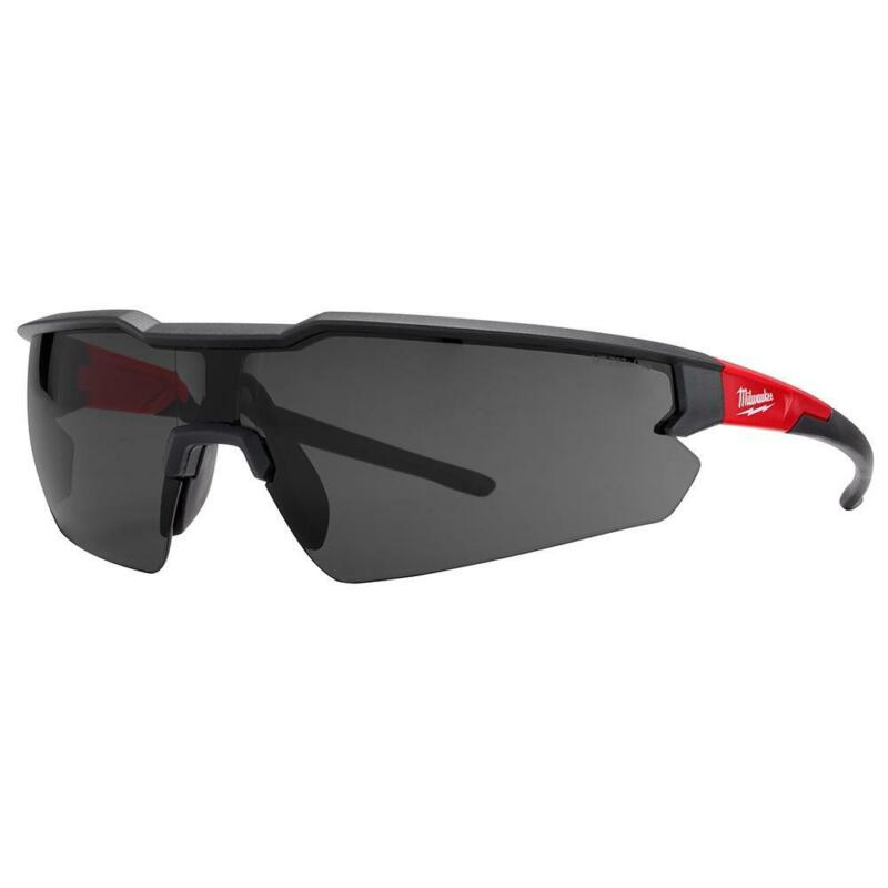 Milwaukee Safety Glasses with Tinted Lenses