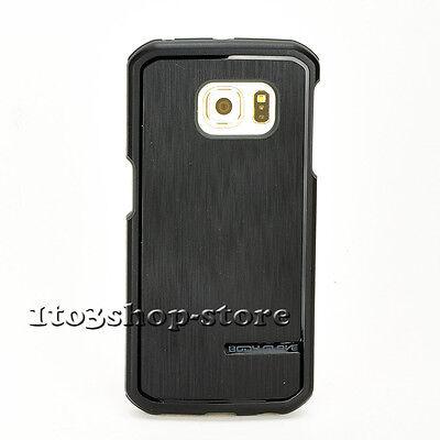 - Body Glove Satin Suit Up Flexible Soft Gel Case for Samsung Galaxy S6 Edge Black