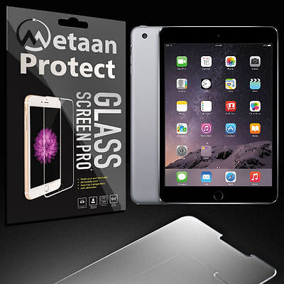 Apple iPad Air / Air 2 Schutzglas Displayschutz Panzerfolie Hartglas Verbundglas