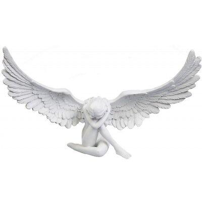 Gartenengel Gartenfigur Angel Grabengel Trauerengel Figur ANG99815