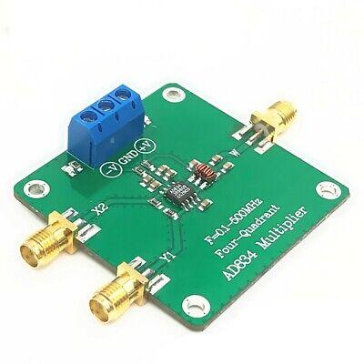Ad834 Multiplier Module Frequency Mixer Broadband Modem Board 0.1-500mhz 5v -5v