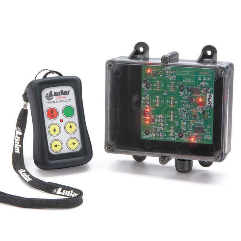 Wireless Winch Remote Control,4 Function 92104-8