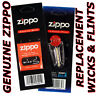 Zippo Replacement Wick & Flint SET 1 of EA Wicks Flints 2406