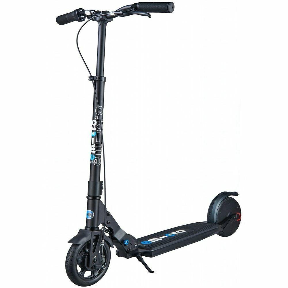 Micro Mobility e-Scooter emicro Condor X3 E-Roller, Schwarz, EM0016 *TOP*
