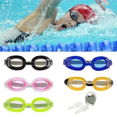 Schwimmbad Pool Schwimmbrille Taucherbrille + Ohrstöpsel + Nasenklammer Set