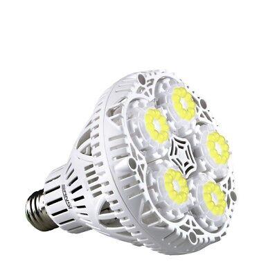 SANSI LED Plant Grow Light Bulbs UV Full Spectrum Daylight Hydroponic Garden 30W