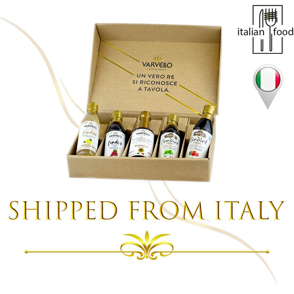 Aceto Balsamico di Modena IGP - Cofanetto Degustazione Aceto Varvello