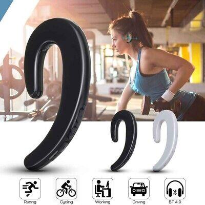 Bluetooth 4.2 Kopfhörer Sport Stereo Ohrhörer für iPhone Samsung Huawei LG (Bluetooth-kopfhörer Für Iphone)