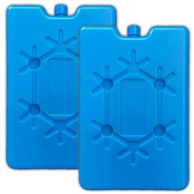 2x Flache Kühlakkus Akku Kühltasche Kühlbox Eisbox K…  