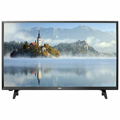 "LG 32LJ500B 32"" 720p HD LED TV with 2 HDMI / 1 USB Ports & 6"
