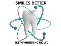 Laser Teeth Whitening £50 or 2 people for £90