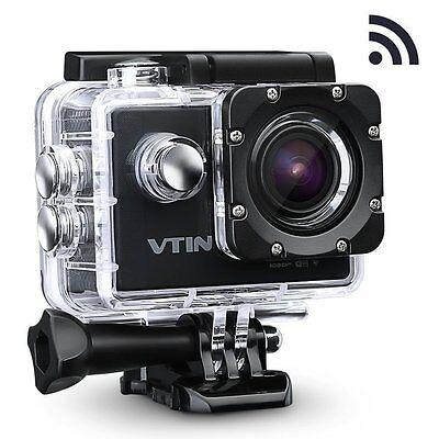 NEW Full HD Action Camera WIFI 1080P Sport + 16 ACCESSORIES BIke Helmet Diving