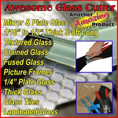 The Amazing Tile And Glass Cutter™ Ceramic Floor Mirrors Stained Glass Mosaics 6