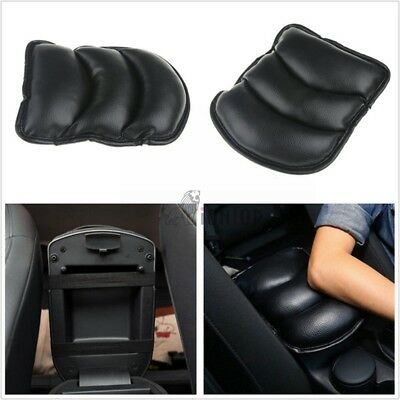 AUTO ACCESSORIES CAR Center Armrest Console Box Leather Soft Cushion Pad Cover, used for sale  Shipping to Canada