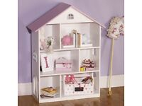 GLTC dolls house bookcase