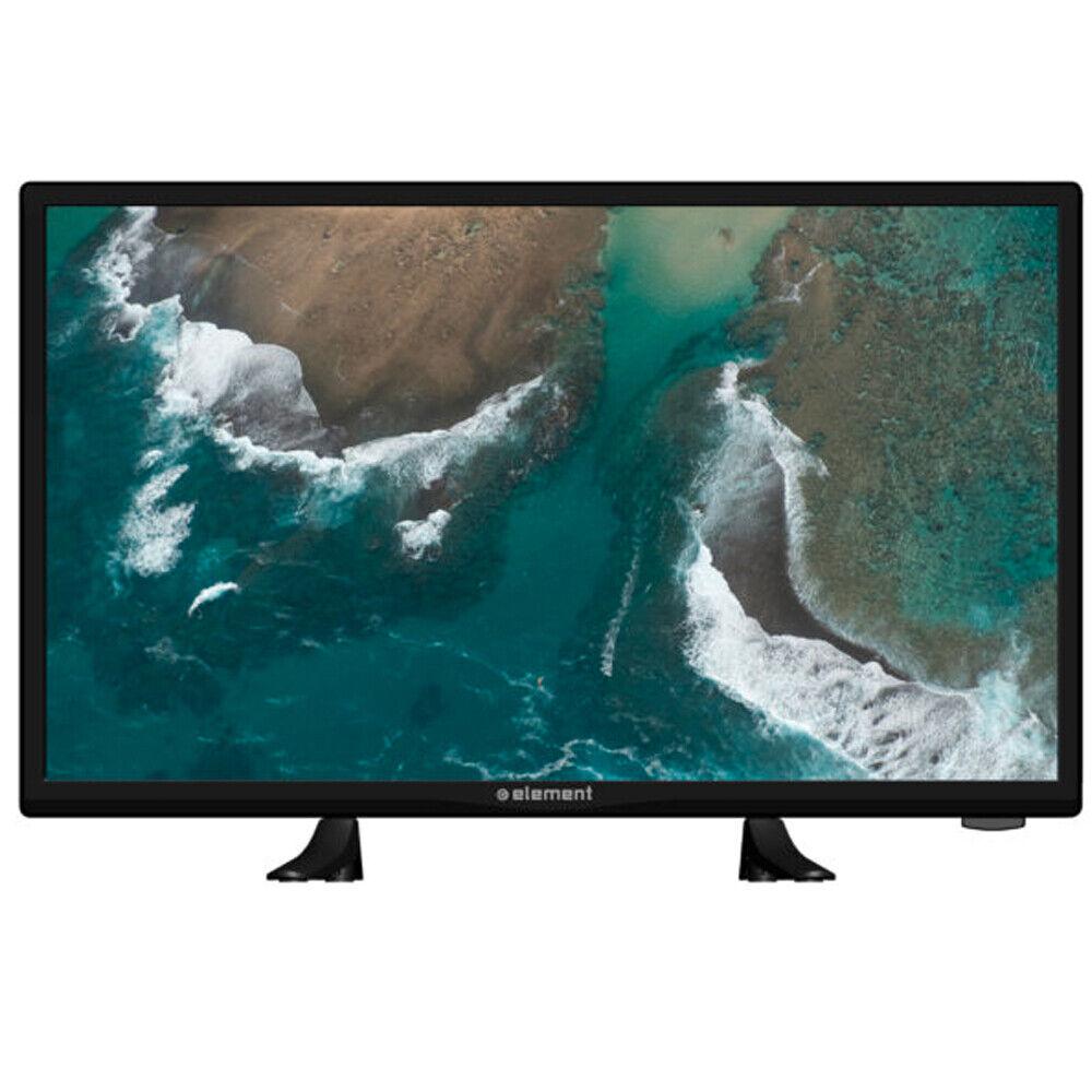 Element 24-Inch, LED TV Flat Screen  HD TV 1 x HDMI & 1 x USB Wall Mountable