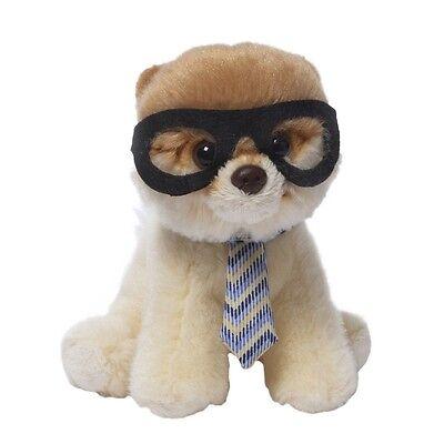 GUND Bitty Boo - Itty Bitty Boo - Nerdy Boo - The Worlds Cutest Dog - Soft Toy