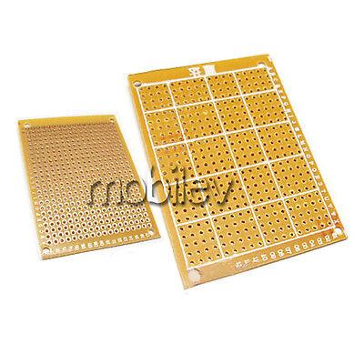 2 Breadboard Prototype Pcb Print Circuit Board 5 X 7cm