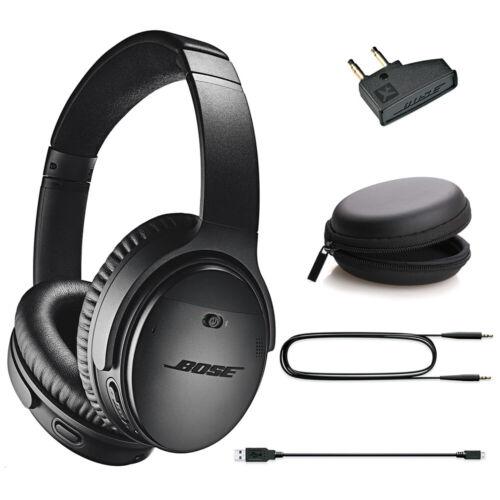 Bose QuietComfort 35 II Wireless Noise-Canceling Headphones QC35 II - Black