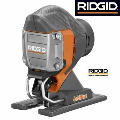 Ridgid R8223407 Jobmax Jig Saw Head Tool Only Zrr8223407 Reconditioned