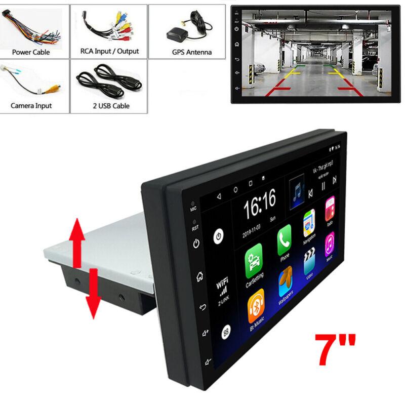 7inch Single 1Din Android 10 Car Stereo Radio GPS Navigation Wifi USB Head Unit