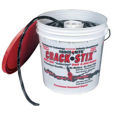 250 Ft. Blacktop Crack Filler Concrete Driveway Sealer Asphalt Pavement Repair