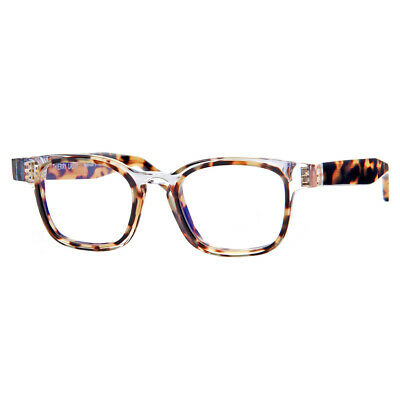 Eyewear THIERRY LASRY HORMONY 00 Clear Tortoise 47 20 143 100% Authentic New (Thierry Lasry Eyewear)