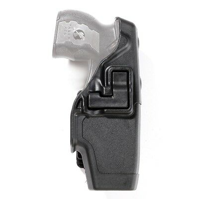 Blackhawk Police Duty Right Hand Holster For The Taser X2 - Kydex Black