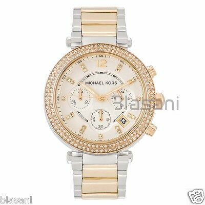 Michael Kors Original MK5626 Women's Parker Two Tone Watch