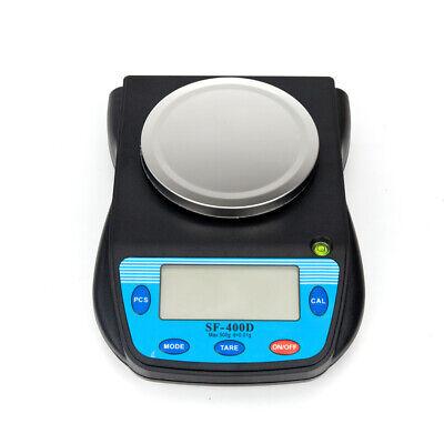 Lab Analytical Balance Digital Scale Accuracy 1mg High Precision 500 X 0.01g