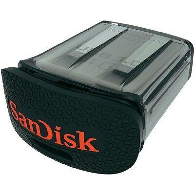 SanDisk 64GB 64 GB Ultra Fit Micro USB 3.0 Flash Pen Drive SDCZ43-064G 150MB/s