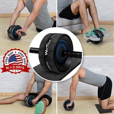 AB Wheel Pro Rodillo de Ejercicio para Abdominales y Brazos, Rueda Abdominal NEW
